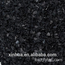 BG8X16 mesh briquetted activated carbon